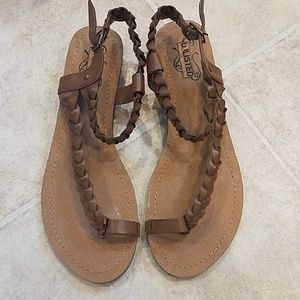 Unlisted by Kenneth Cole Shoes - Unlisted tan wedge sandals